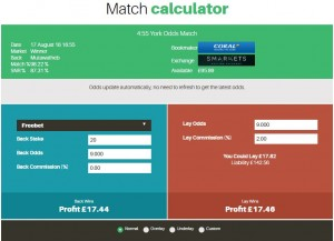 Match action points betting calculator free servers minecraft 1-3 2-4 betting system
