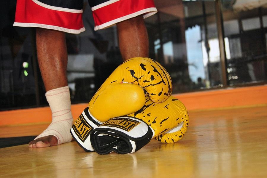 Joshua v Klitschko boxing