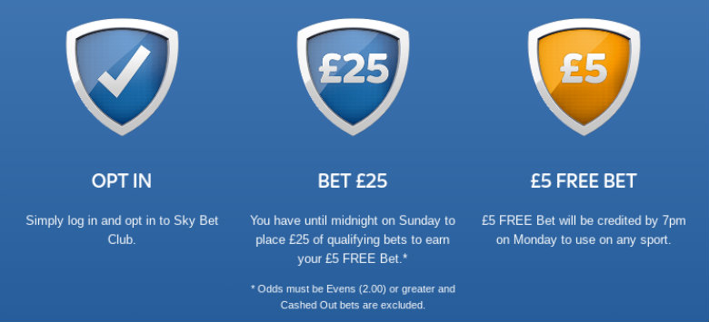 Sky Bet Club - Matched Betting
