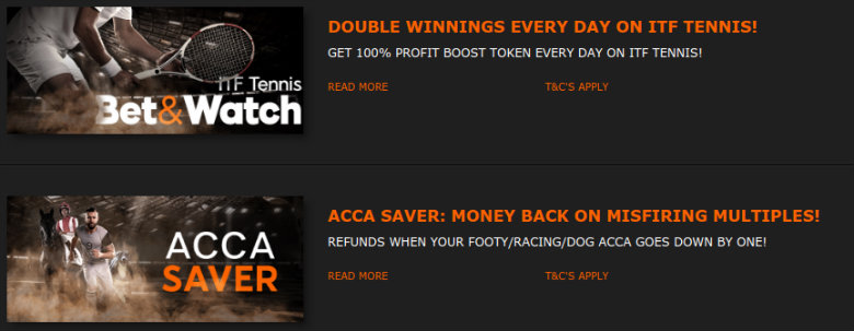 888Sport Betting Offers