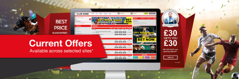 My Club Betting Betting Offers