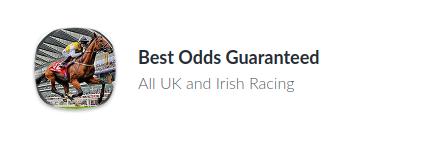 McBookie Best Odds Guaranteed