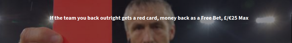 Mintbet Red Card Money Back Special