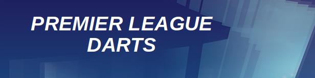 Vernons Premier League Darts