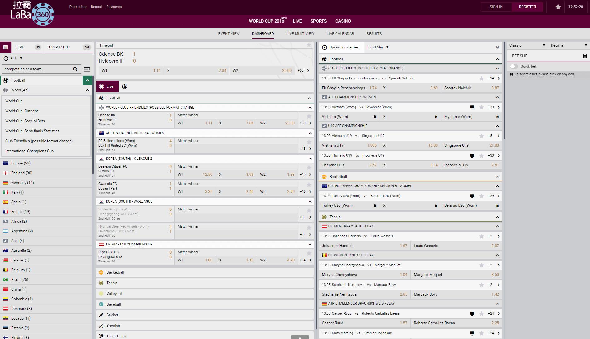 laba360 free bet