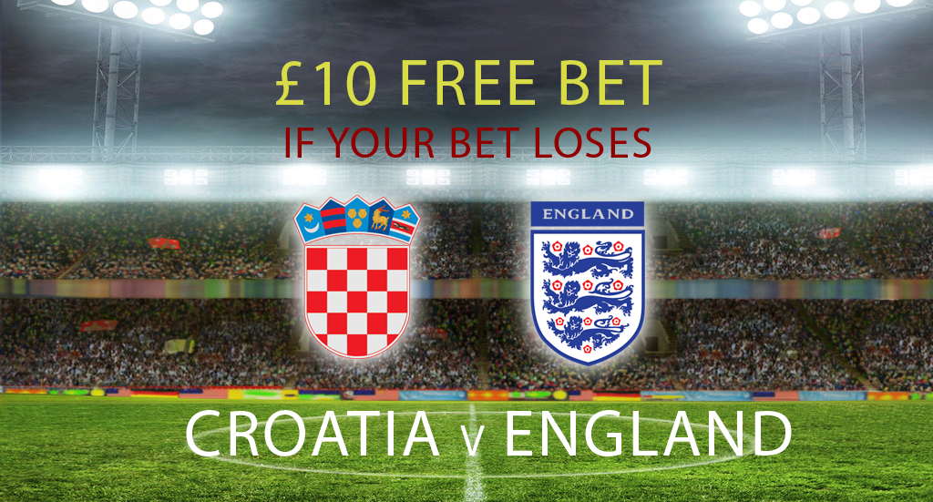 croatia england betting offer