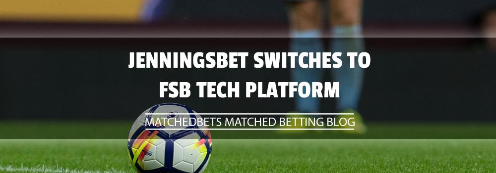 Jenningsbet Switches To FSB Tech Platform