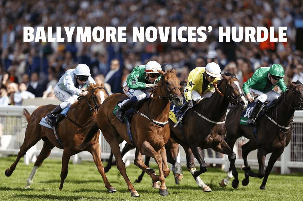 ballymore novices' hurdle