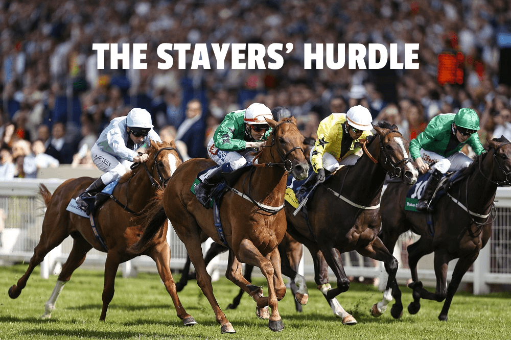 stayers' hurdle