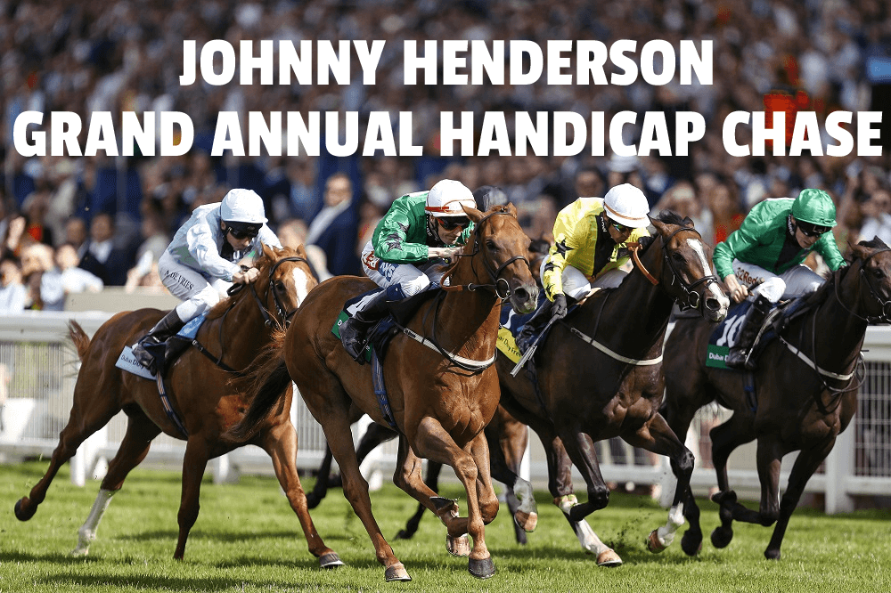 Johnny Henderson Grand Annual Handicap Chase