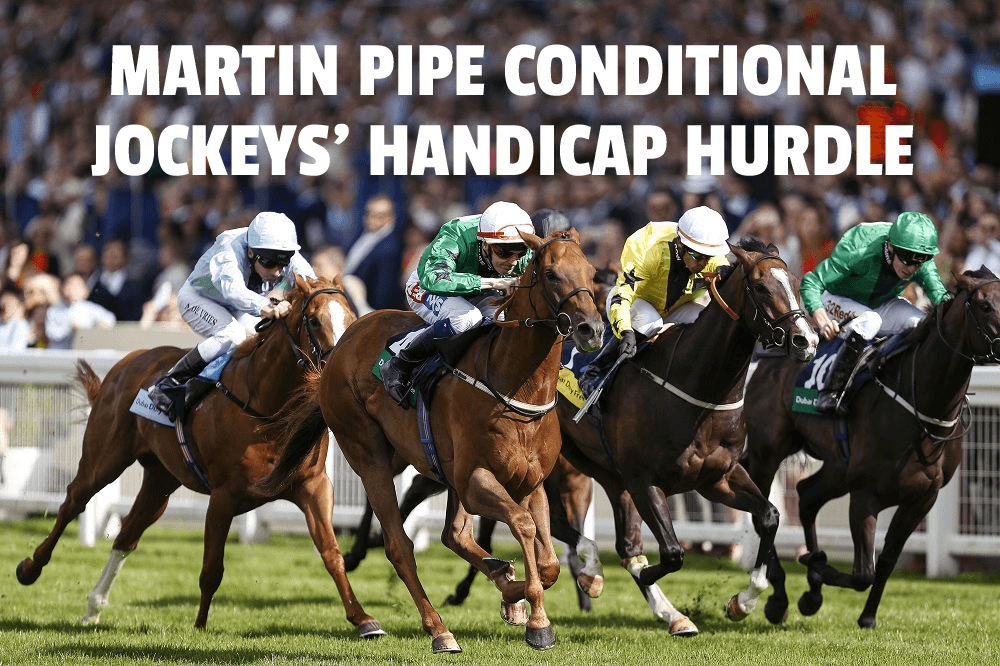 Martin Pipe Conditional Jockeys' Handicap Hurdle