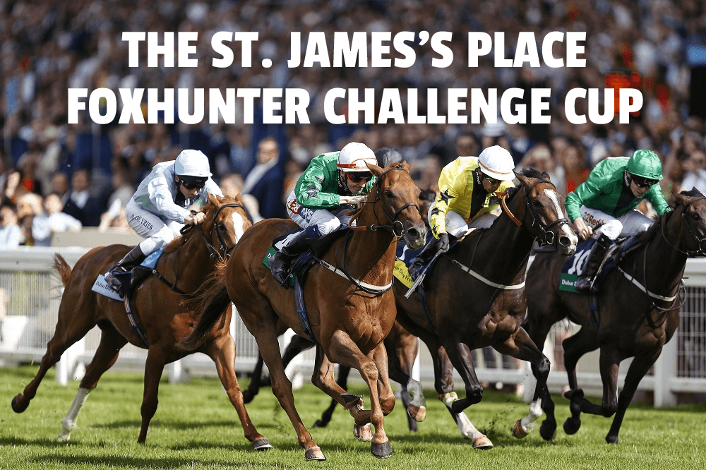 The St. James's Place Foxhunter Challenge Cup