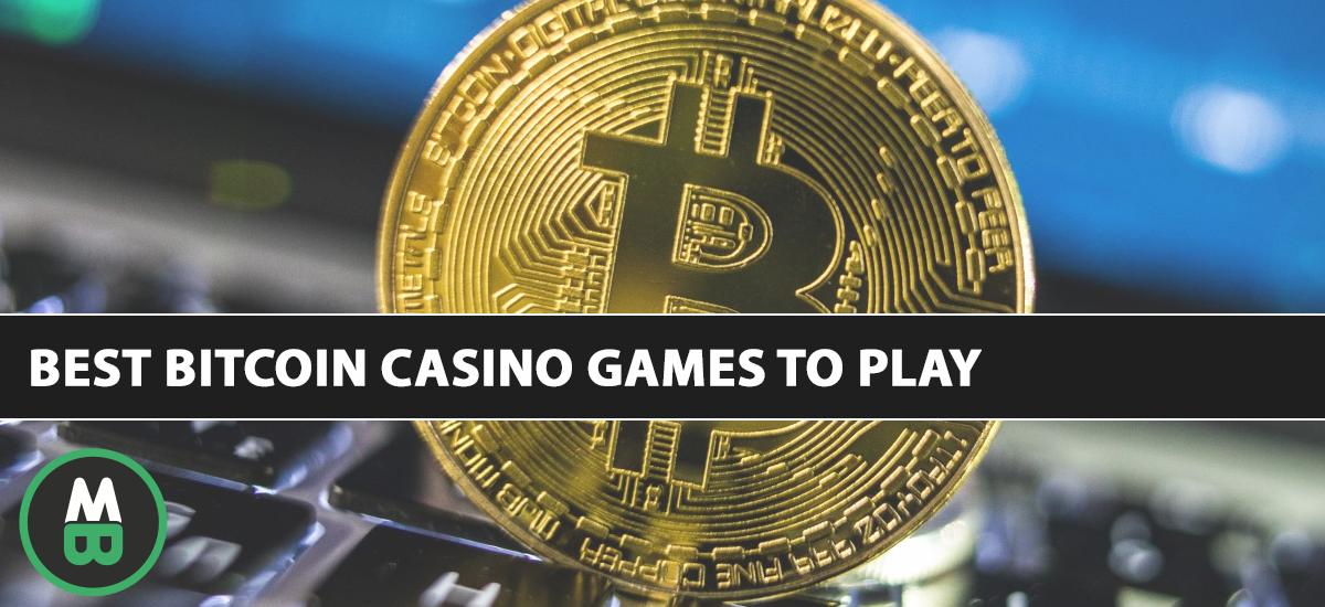 Najlepsze gry kasynowe Bitcoin do grania