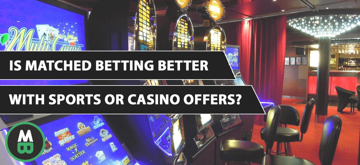 sports or casino