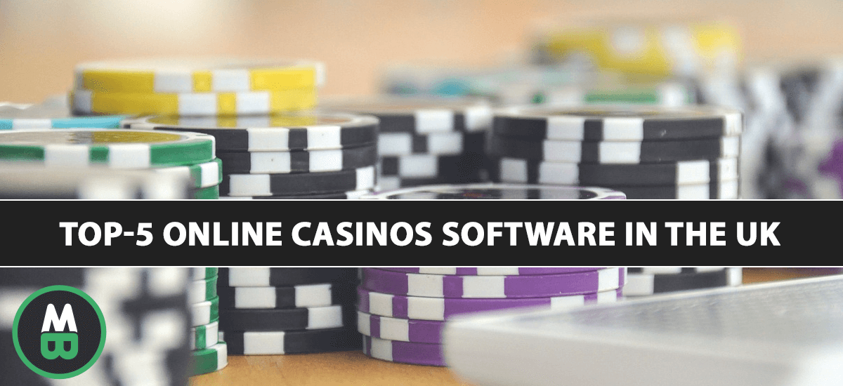 Top-5 Online Casinos Software in the United Kingdom