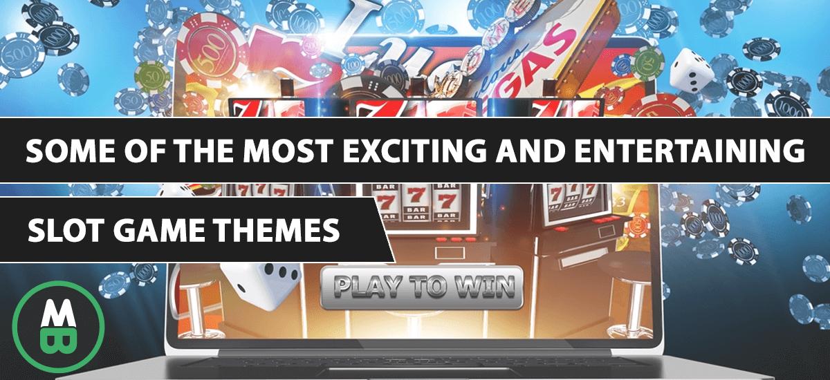slot game themes