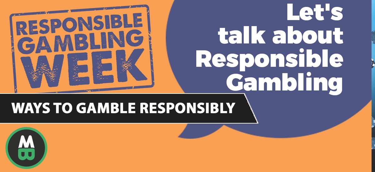 ways to gamble responsibly