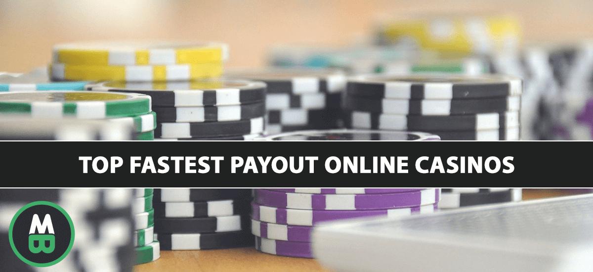 Najlepsze kasyna online z najszybszymi wypłatami