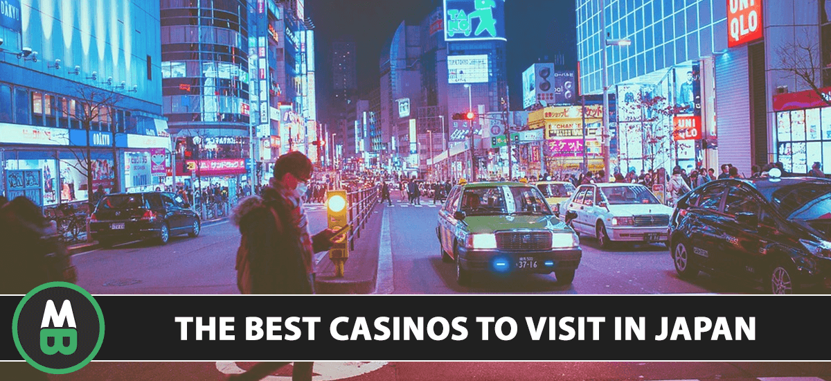 Some of the Best Casinos to Visit in Japan