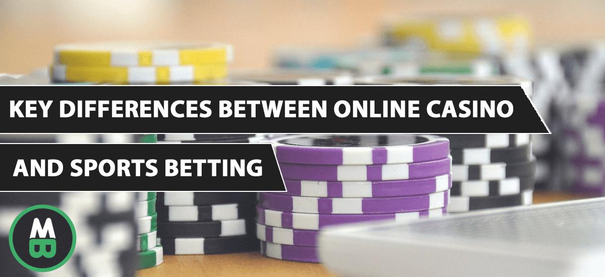 Differenze chiave tra casinò online e scommesse sportive